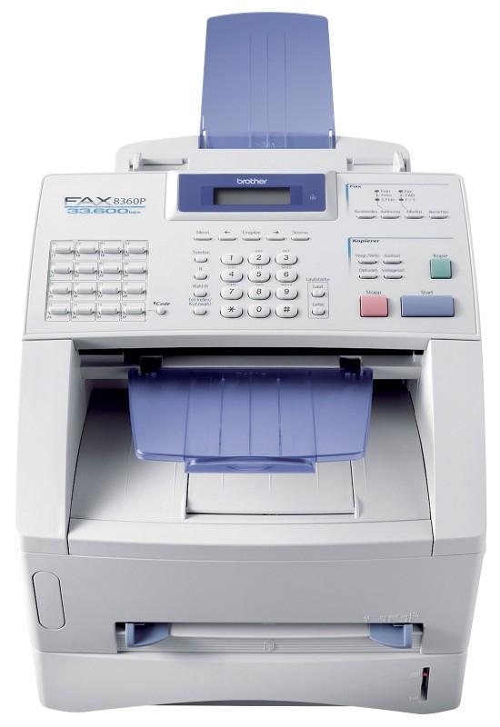 Vorschaubild von Brother Laserfax 8360P