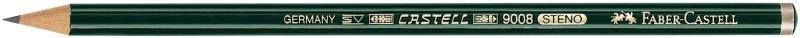 Faber-Castell Stenobleistift 9008 HB
