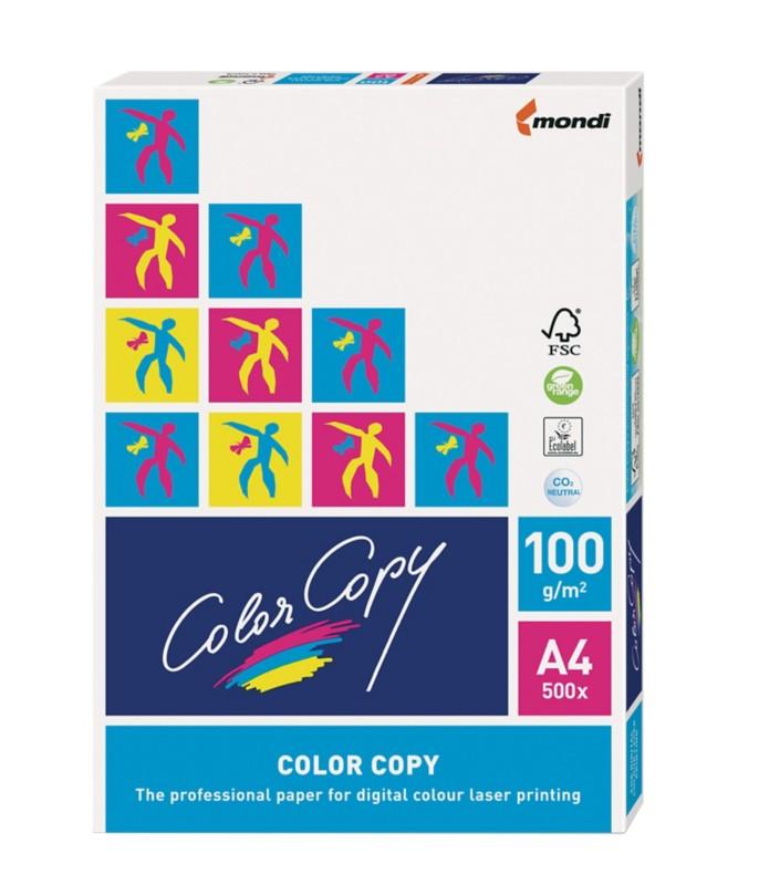 Color Copy Farblaserpapier DIN A4 100 g/m² Weiß 500 Blatt