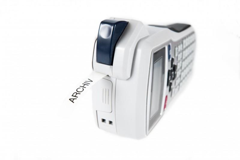 Bild eines mobilen Etikettendruckers