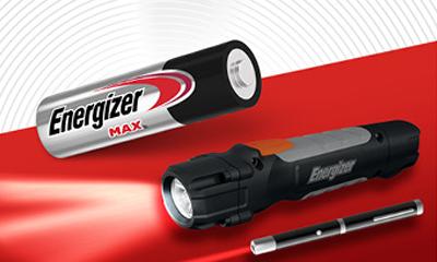 Energizer Alkaline Premium MAX