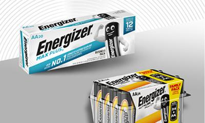 Energizer Value packs
