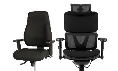 Ergonomie- & XXL-Stühle