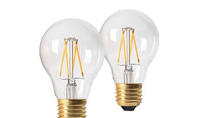Gloei- & spaarlampen