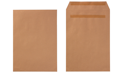 Brown Business Envelopes