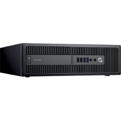 HP Desktop PC 800 G2 SFF i76700 8 Intel HD Graphics 500 GB Windows 10 Pro