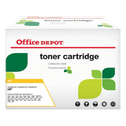 Office Depot Compatible for HP 96A Black Toner Cartridge C4096A