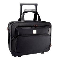 Monolith Deluxe Nylon Wheeled Laptop Case