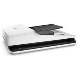 HP Scanner SCANJET Black  White