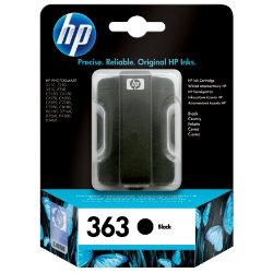 HP 363 Original Black Ink cartridge C8721EE