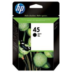 HP 45 Original Black Ink Cartridge 51645AE