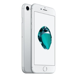Apple iPhone 7 128 gb Silver cheapest retail price