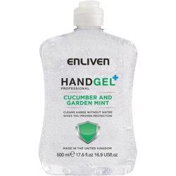 Enliven Hand Sanitizer OD502169 Transparent