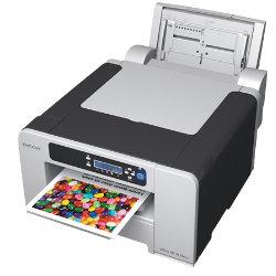 Ricoh Aficio SG3110DNw wireless colour GelJet inkjet  printer