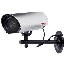 Proper Imitation Camera PSICACS1 with LED light  silver