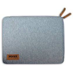 Port Designs Torina laptop sleeve case 15.6  grey