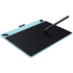 Wacom Graphics Tablet CTH690ABN Black  Blue