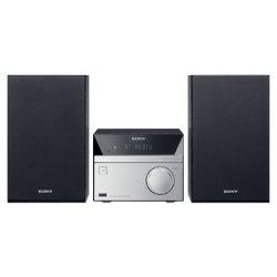 Sony HiFi System CMTSBT20 Black  Light Silver
