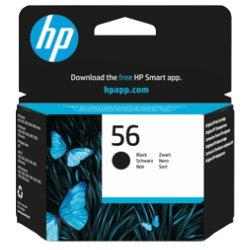 HP 56 Original Black Ink cartridge C6656AE