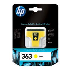 HP 363 Original Yellow Ink cartridge C8773EEUUS