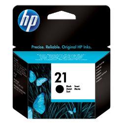HP 21 Original Black Ink cartridge C9351AE