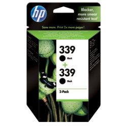 HP 339 Original Black Ink cartridge C9504EE