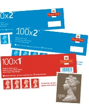 From 25p - Postage Stamps