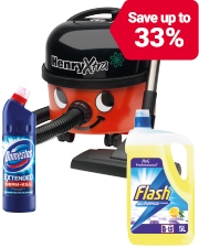 From £0.99 Discover our cleaning products