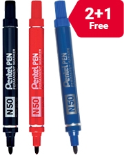 Only £13.99 Pentel permanent markers