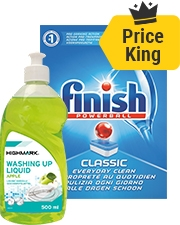 From £1.39 Cleaning supplies