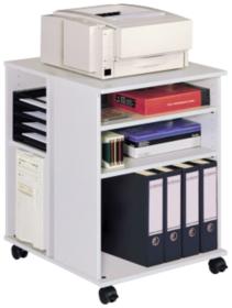 Durable Kopieer En Printerkast Lichtgrijs 528 X 592 X 748 Mm