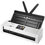 Brother ADS 1700W Draagbare desktop scanner Grijs