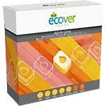 Ecover Vaatwastabletten All in One citroen 68 stuks