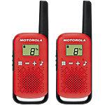 Motorola Walkie talkie Talkabout T42 Rood