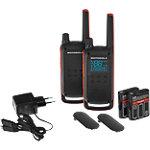 Motorola Walkie talkie Talkabout T82 Zwart