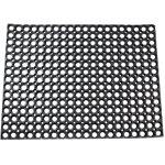 Office Depot Deurmat Value honeycomb Zwart 800 x 600 mm