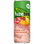 fuzetea Black tea Peach hibiscus