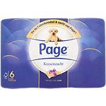 Page Toiletpapier Kussenzacht 6 Rollen