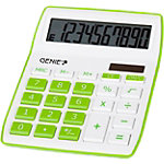 Genie Bureaurekenmachine 840 G 10 cijferige display Groen