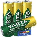 VARTA Batterij Recharge Accu Power AA 4 Stuks