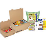 Compacte E Commerce verpakkingspakket