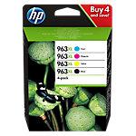 HP 963XL Origineel Inktcartridge 3YP35AE Black, Cyaan, Magenta, Geel 4 Stuks