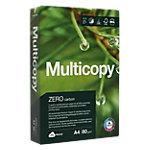 MultiCopy Zero Multifunctioneel papier A4 80 gsm Wit 500 Vellen