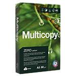 MultiCopy Zero Multifunctioneel papier A3 80 gsm Wit 500 Vellen
