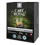 CAFÉ ROYAL Koffie Ristretto 36 Stuks