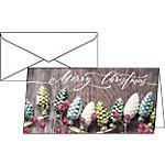 Sigel Kerstbriefpapier DS 062 25 Stuks