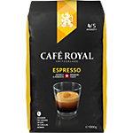 CAFÉ ROYAL Koffie Espresso 1 kg