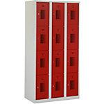 Locker NH 180 3.12 Grijs, rood