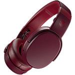 Skullcandy Draadloze koptelefoon Crusher Over het hoofd Bluetooth met Microfoon Rood