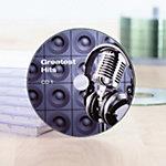 HERMA CD DVD Etiketten 8885 Wit Ø 116 mm 10 Vellen van 2 Etiketten